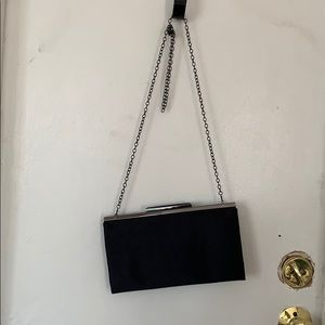 La Regale Bags - Chain strap evening purse